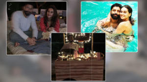 Inside Pictures: Farhan Akhtar's birthday bash was a cozy affair thanks to GF Shibani Dandekar