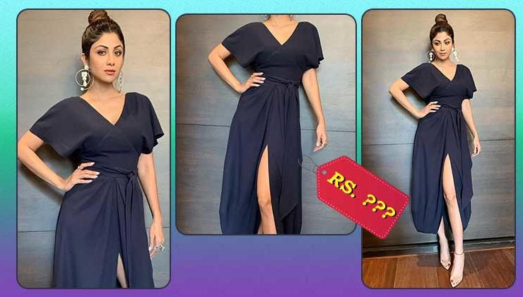 The price of Shilpa Shetty's Jacquemus dress will leave you surprised
