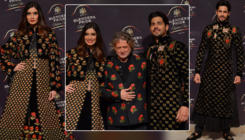In Pics: Sidharth Malhotra and Diana Penty bedazzle as they turn showstoppers for Rohit Bal
