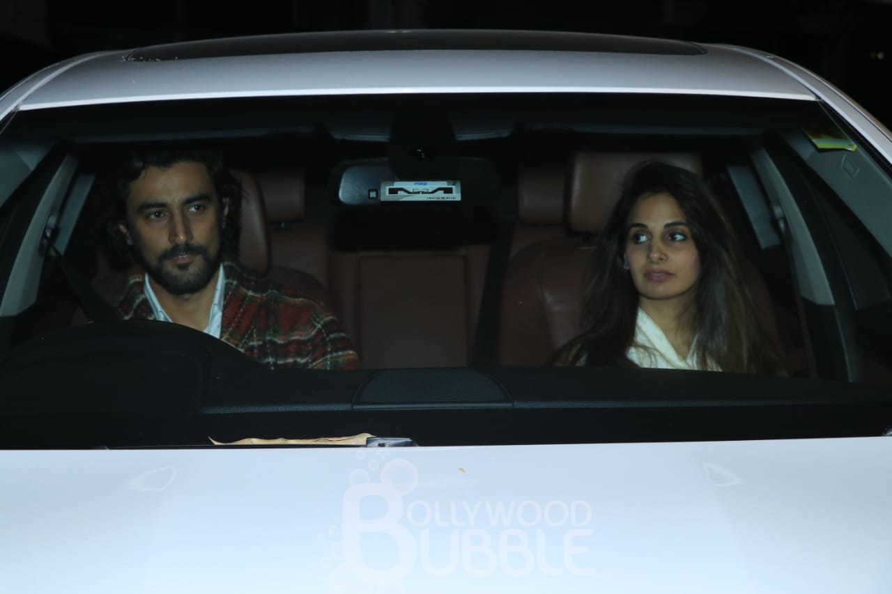 Kunal Kapoor and Wife