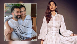 Sonam shares a stylish pic from Goa; hubby Anand reacts to her look