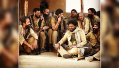 Sushant Singh Rajput starrer 'Sonchiriya' got fighters from Punjab and trained them with real guns