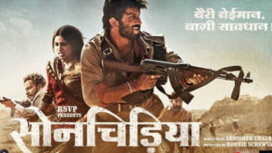 Sonchiriya trailer