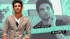 Happy Birthday Sushant Singh Rajput lesser known facts