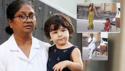 Watch: Taimur's nanny turns paparazzi for the chhote nawab