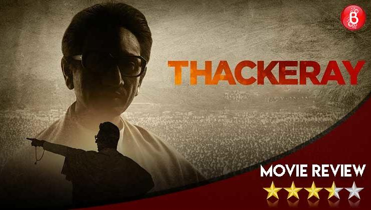 'Thackeray' Movie Review: A brilliant tiger's eye view at the life and times of Bal Thackeray