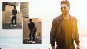 Vicky Kaushal Republic Day Eve Ritual
