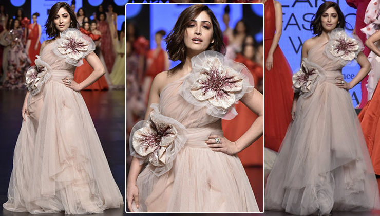 LFW 2019: Yami Gautam dazzles in a gorgeous tulle dress and cowboy boots