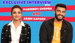 Exclusive: Arjun Kapoor and Parineet Chopra talk about their film 'Namaste England'