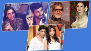 bollywood celebrities extra marital affairs list