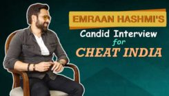 Exclusive: Emraan Hashmi's candid interview for his film 'Cheat India'