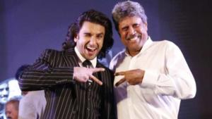 Kapil Dev train Ranveer Singh