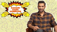 Watch: Sohum Shah engages in a fun game of 'Kahani Karo Complete'