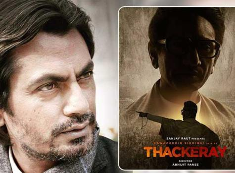 Nawazuddin Siddiqui talks about his experience while doing 'Thackeray'