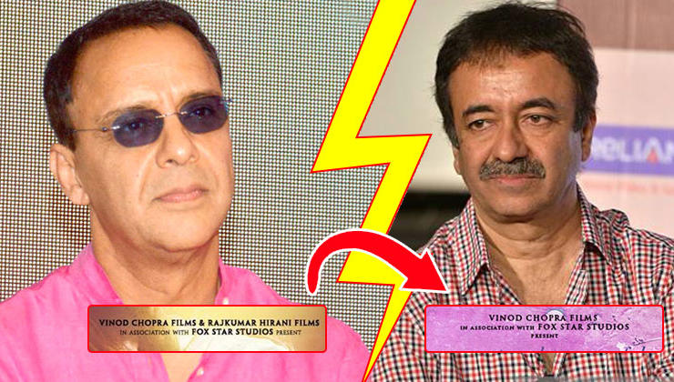 EXCLUSIVE: Problems cropping between Rajkumar Hirani and Vidhu Vinod Chopra?
