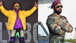 Watch: Ranveer Singh gives shoutout to Vicky Kaushal for 'URI'
