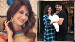 Saumya Tandon asks netizen to suggest a name for her baby boy