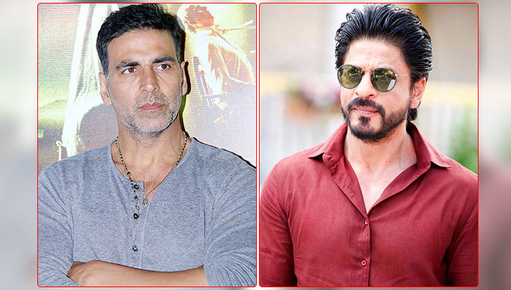 Watch: When Shah Rukh Khan mistakenly called Akshay Kumar a 'girl'