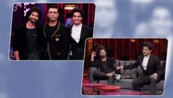 'Koffee With Karan 6': Shahid Kapoor reveals how he begged to his mom for Ishaan