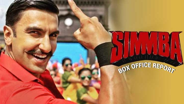 Box Office Report: Ranveer Singh's 'Simmba' is now part of this elusive club