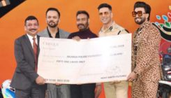 Umang 2019: Rohit Shetty donates a huge amount from 'Simmba's' profit to Mumbai Police