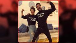 Vicky Kaushal celebrates 'Uri's success with rumoured girlfriend Harleen Sethi
