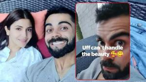 Virat Kohli Anushka Sharma cute moments