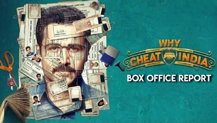 Box-Office Report: Emraan Hashmi's 'Why Cheat India' opens on a mild note