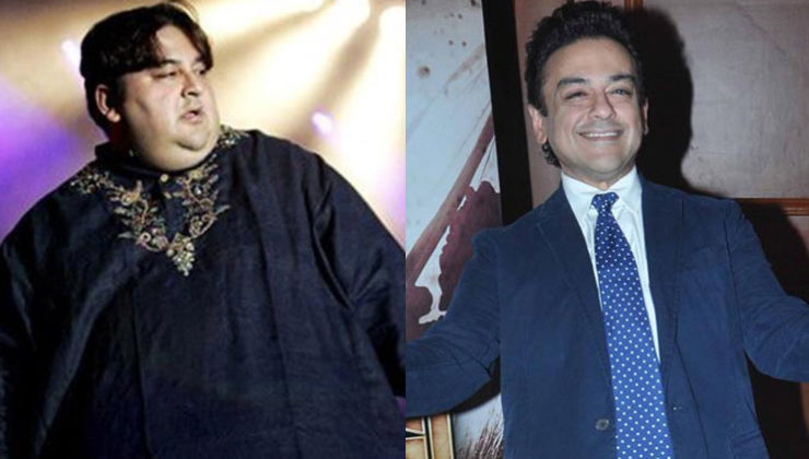 Adnan Sami's fat to fit journey will leave you inspired