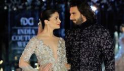 Alia Bhatt reacts on controversy surrounding Ranveer Singh jumping into the crowd