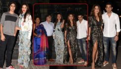 Pics: Malaika Arora attends sister Amrita's birthday party with son Arhaan