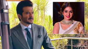 Anil Kapoor remembers Sridevi