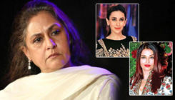 When Jaya Bachchan compared family values of Aishwarya Rai and Karisma Kapoor