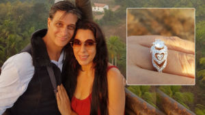 Pooja Bedi engaged to long time boyfriend Maneck Contractor