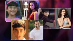 Famous Bollywood child actors then and now
