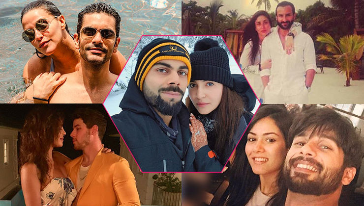 10 Bollywood couples whose honeymoon pictures are unmissable