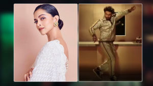 Deepika Padukone has a funny take on Ranveer Singh's crazy dance video