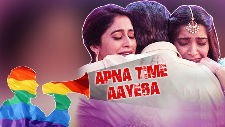 With trailblazer 'ELKDTAL', it's finally 'Apna Time Aayega' moment for the LGBTQ community