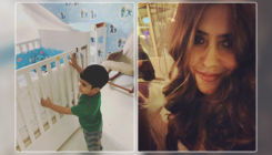 Ekta Kapoor shares a picture of nephew Laksshya keeping a watch over little brother Ravie