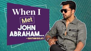 Gautam Gulati shares a FUNNY incident when he met John Abraham