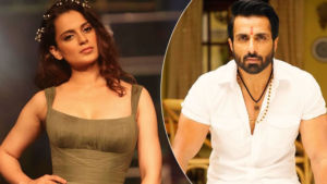 Kangana Lashes Out Sonu Sood