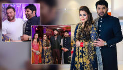 Inside Pics and Videos: Kapil Sharma and Ginni Chatrath's Delhi reception was a gala affair