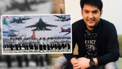 Kapil Sharma salutes the Indian Air Force after air strikes on Pakistan terrorist camps