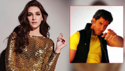 Would you believe it! Kriti Sanon had Hrithik Roshan's posters in her bedroom