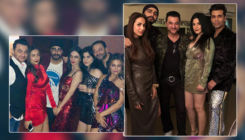 Malaika dons an orange wig; Arjun's uncle Sanjay's comment is unmissable