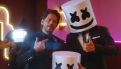 Shah Rukh Khan's cameo in DJ Marshmello's new music video is unmissable - Watch