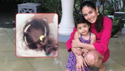 'Cool mom' Mira Rajput gets daughter Misha's hair coloured; view pics