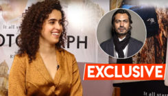 Sanya Malhotra STALKED Nawazuddin Siddiqui before 'Photograph' shoot