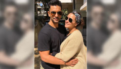 Birthday boy Angad Bedi thanks Neha Dhupia for being his 'always, now and forever'