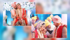 Unseen Pictures: Neeti Mohan and Nihaar Pandya's wedding looks like a dreamy affair